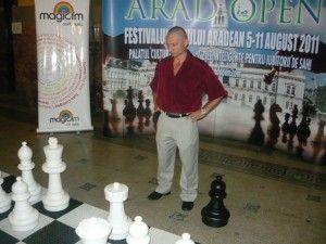 Turneul de sah Arad Open 2011
