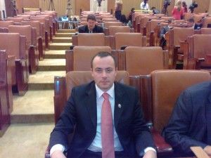 ciprian luca in parlament