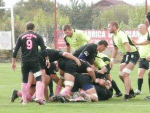 UAV Arad contra Stiinta Baia Mare la rugby