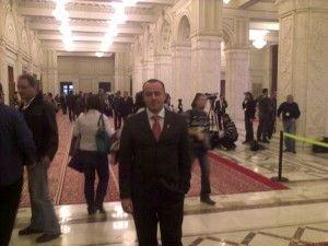 cipri luca parlament