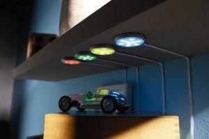 Spoturi LED pentru mobila_Livarno