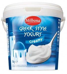 Lidl - Iaurt in stil grecesc